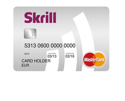 skrill card fees