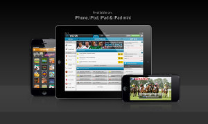 The BetVictor Bookies mobile app
