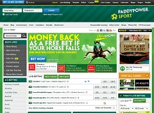 PaddyPower Sportsbook