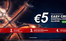 Tipbet Sports €5.00 free bet